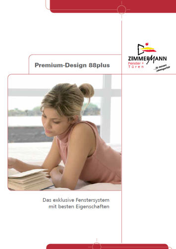 Premium design-88plus Prospekt Fenster